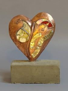 ammorette's heart