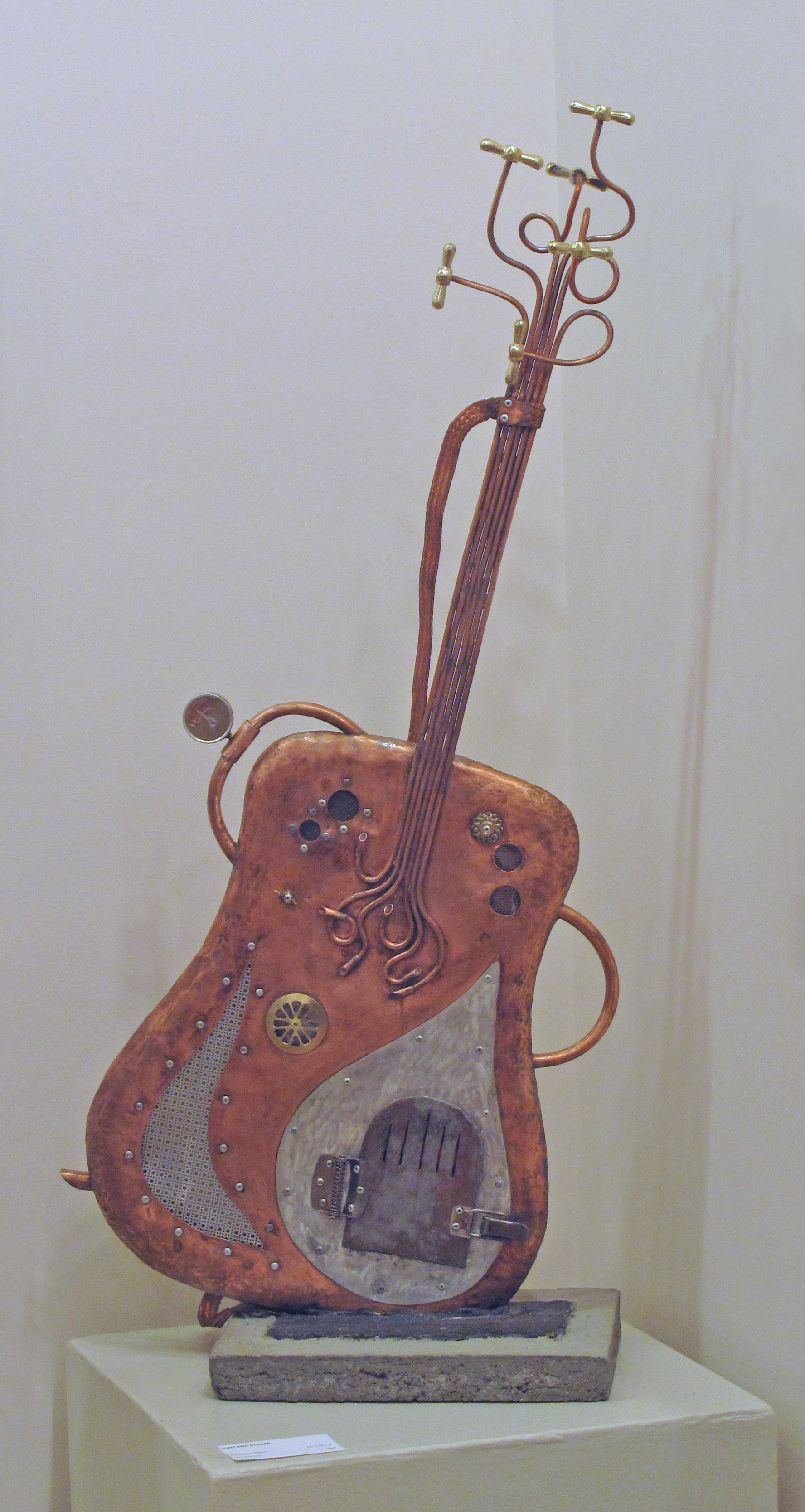 steam guiter