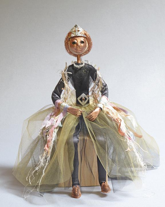 art doll mystic