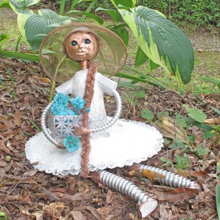 garden doll - gather