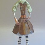Art doll Fly Girl