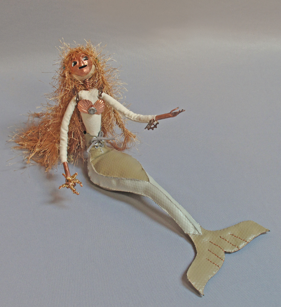 art doll mermaid song