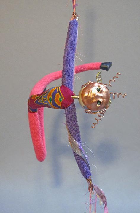 art doll Cirque III