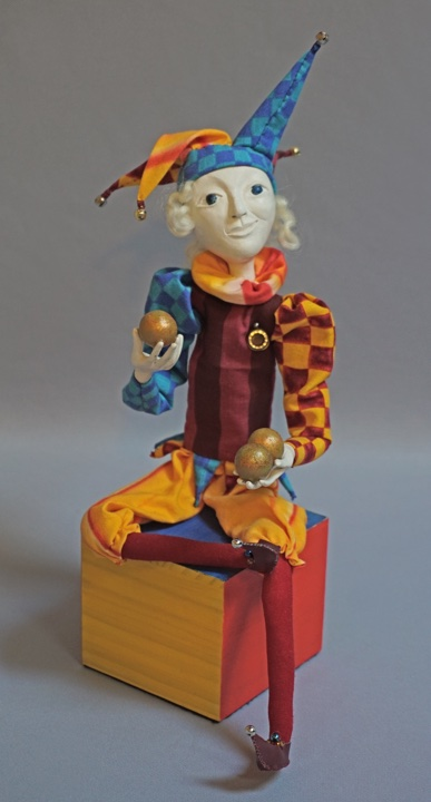 art doll Juggle
