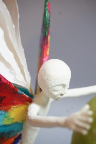 Detail Giving Wing