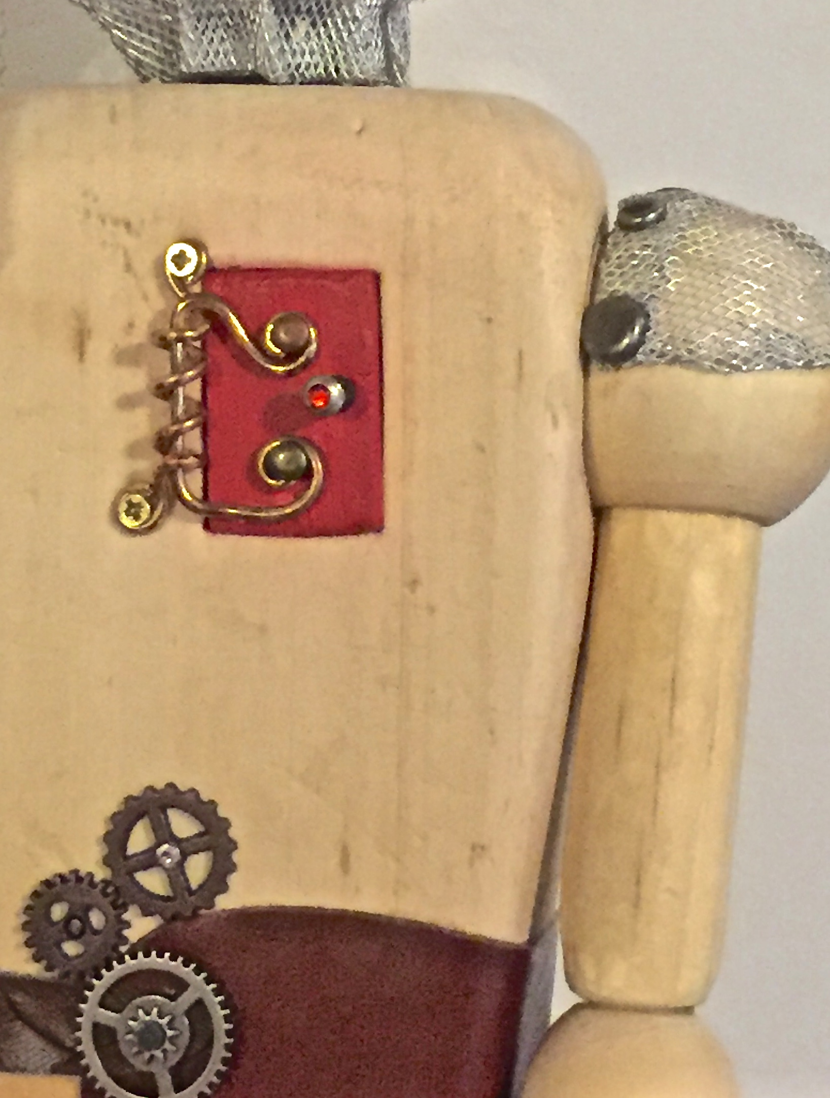 image of panocha's heart door closed