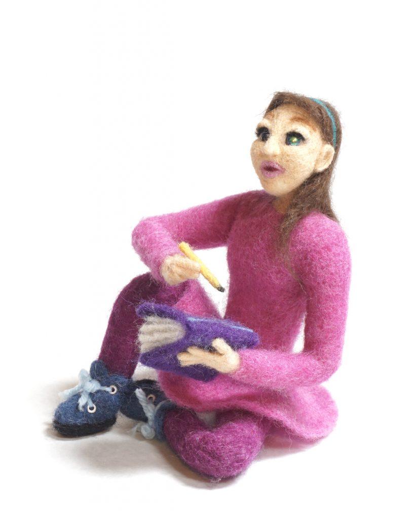Inspiration art doll